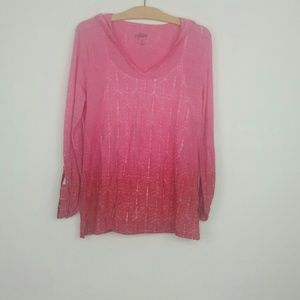 *NWT* STYLE & CO. Sport Top & Cami Combo Size M